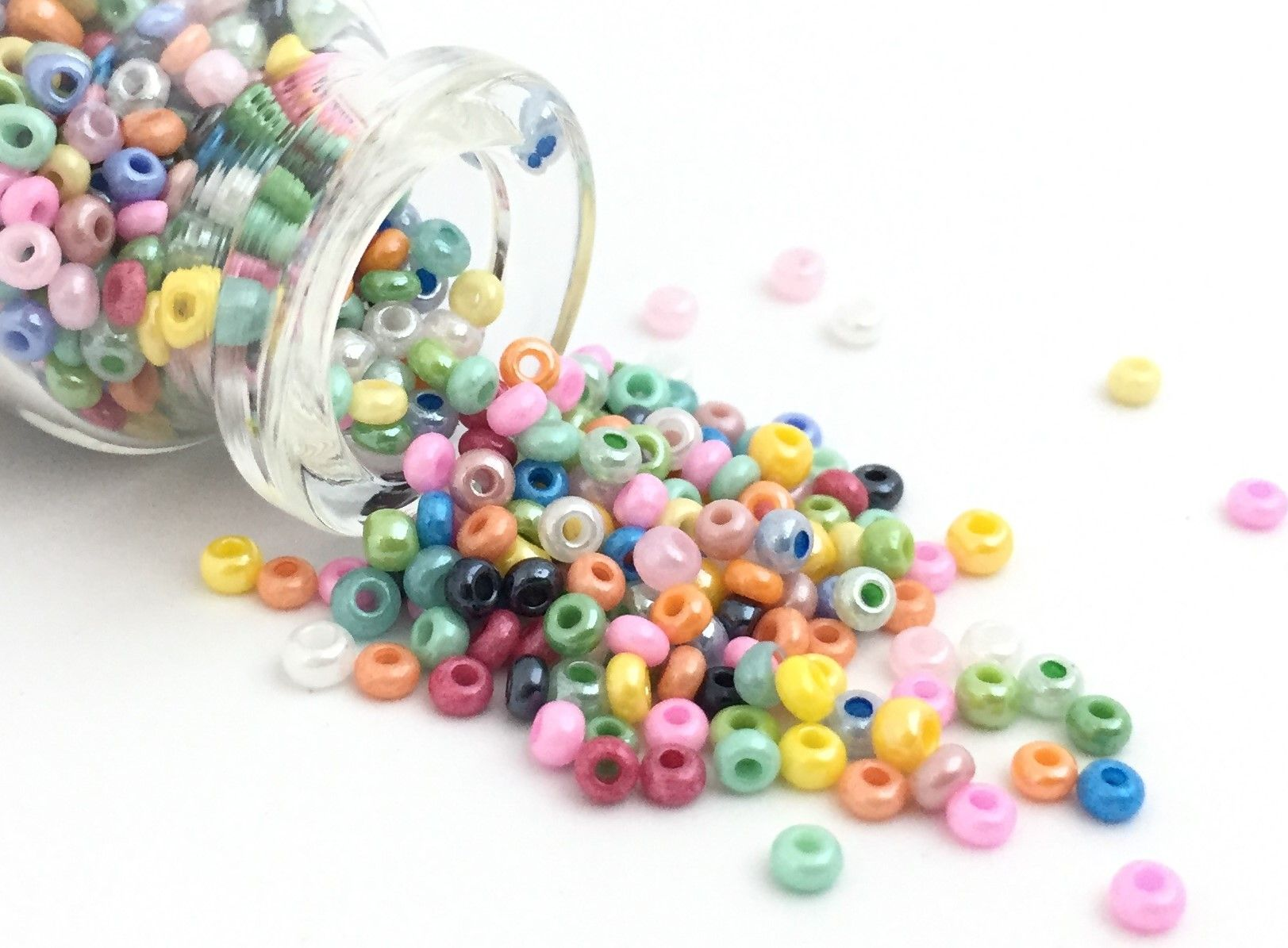 ceylon in buy butterfly beads white glass seed bags pearl bulk bead collections jewellery