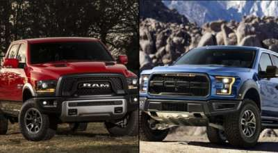 2017 ford raptor vs 2016 dodge rebel httpfordfan2016com - Dodge Truck 2016