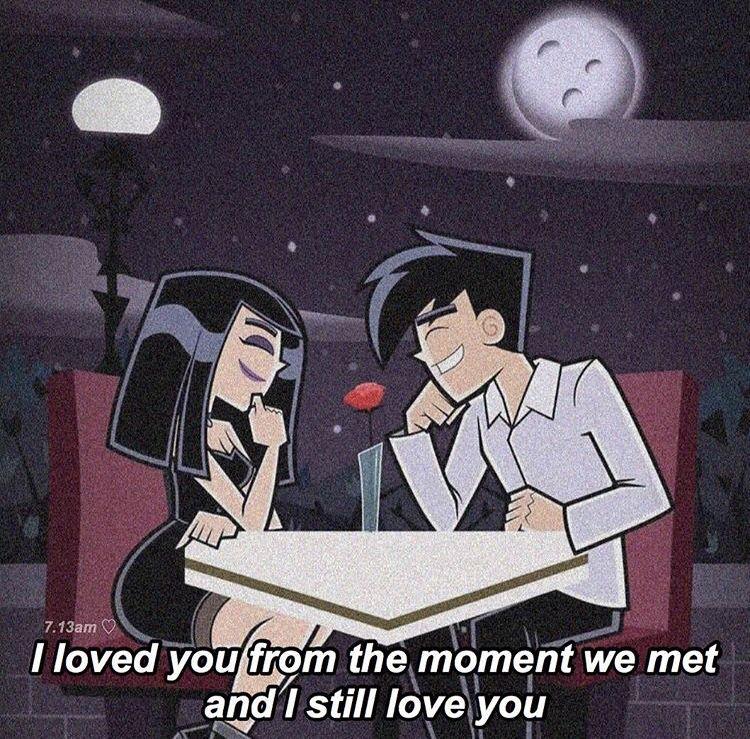 Hvneycake Cartoon Quotes Couple Cartoon Cartoon Profile Pics