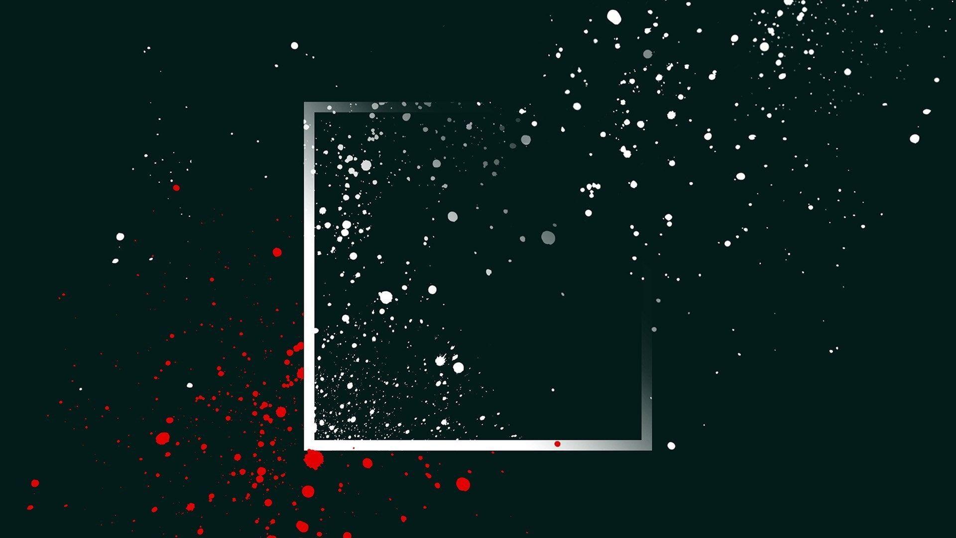 Minimalism Background Desktop 1080p Wallpaper Hdwallpaper Desktop In 2020 Red Artwork Abstract Red Artwork Abstract