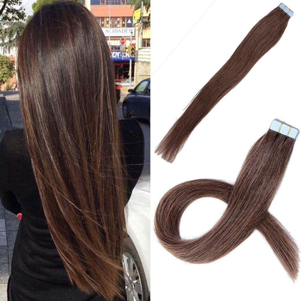 Labetti Tape In Human Hair Extensions 30g16in 40g18in 50g20in 60g
