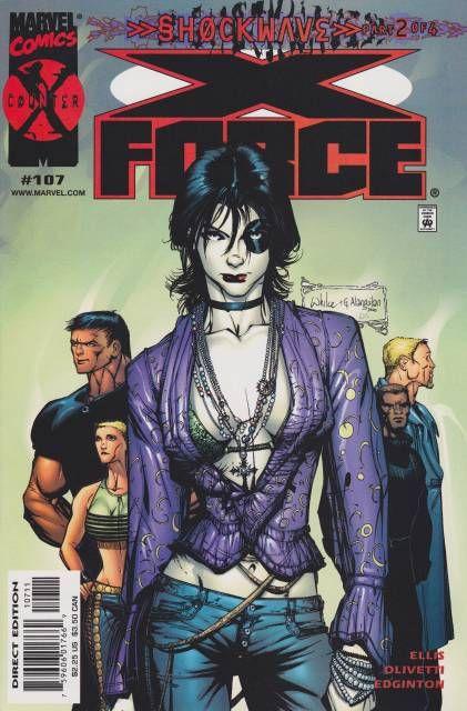 X-Force vol 1 #107