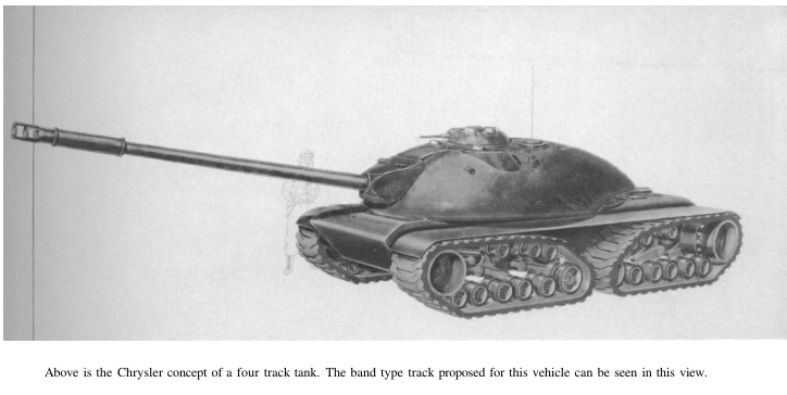 Image result for rare american tanks