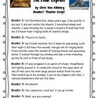 This Is A Reader S Theater Script For The Polar Express Adapted