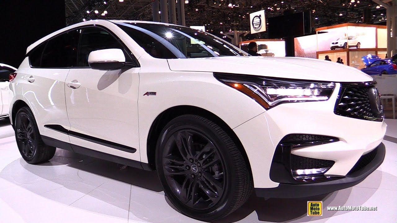 Best Of 2019 Acura Rdx Aspec White With Black Interior And Pics Di 2020