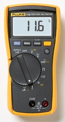 Fluke 116 Digital Multimeter Hoeden