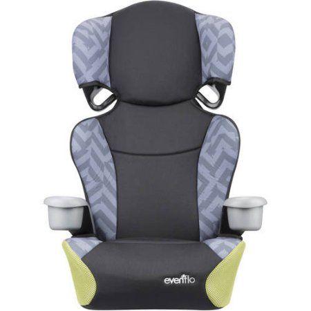 Walmart: Evenflo Big Kid Sport High Back Booster Seat $19 Free Store