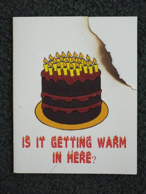 Card: Warm in here?