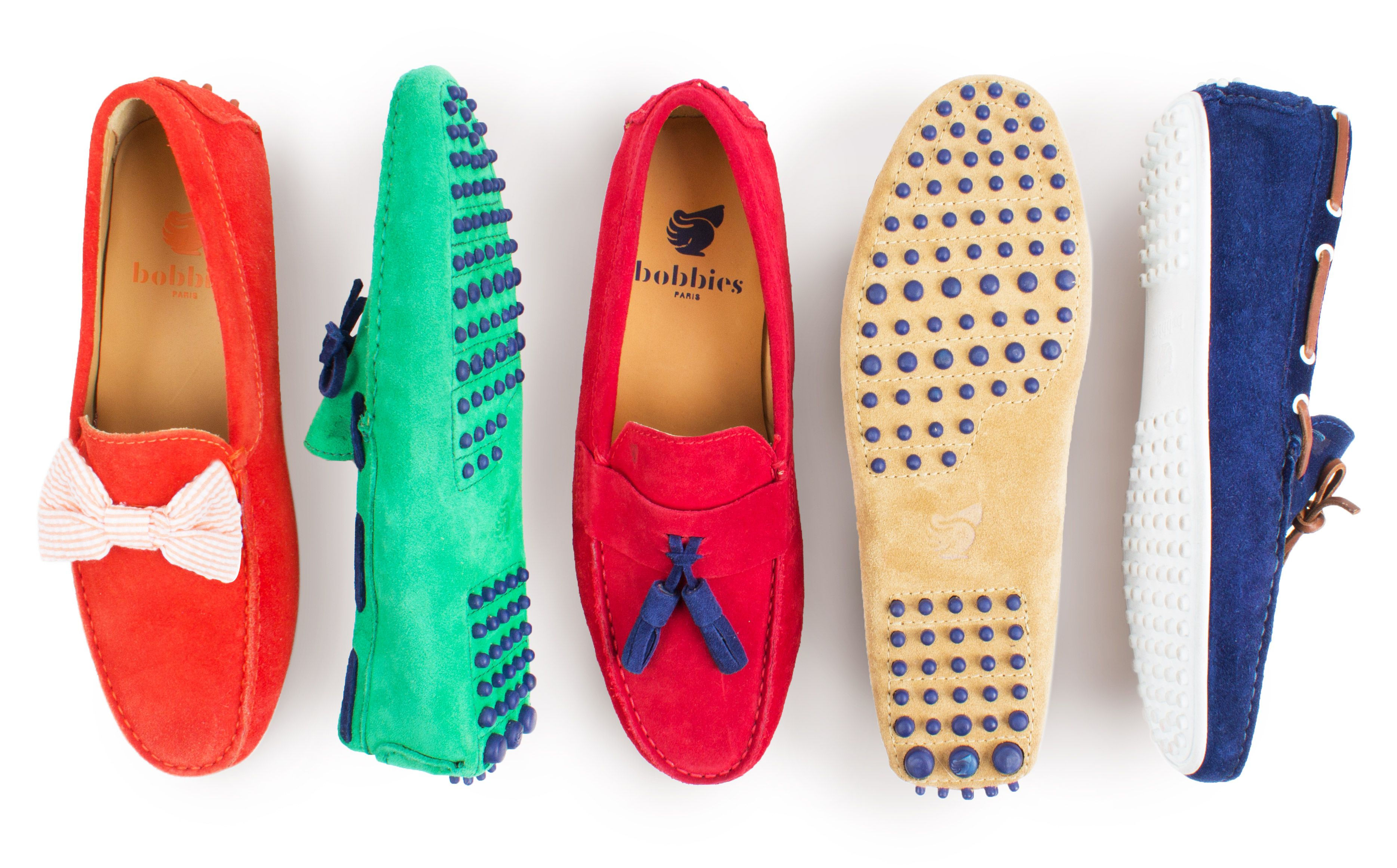 ee2f5b1a86e Men s Collection - Happy Mocassins!  Bobbies  loafers  colourful   drivingshoes. LOVE the bow tie.