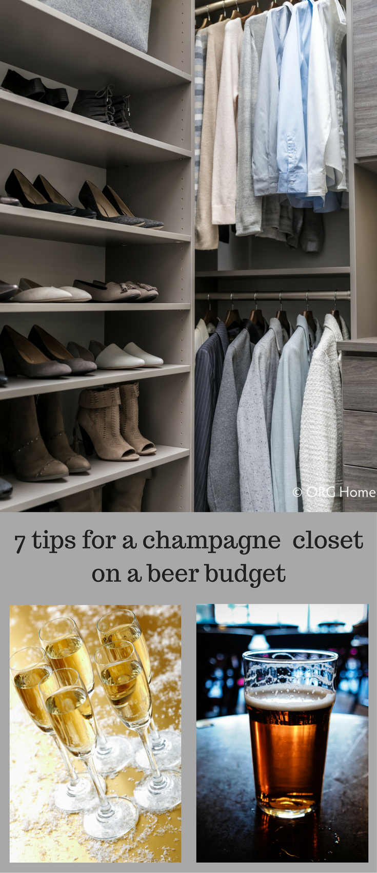 Exceptionnel 7 Tips For A Champagne Custom Closet On A Beer Budget U2013 Columbus Ohio