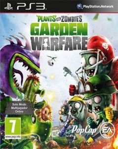 Plantas Vs Zombies Garden Warfare Para Ps3 Mega Torrent Juegos