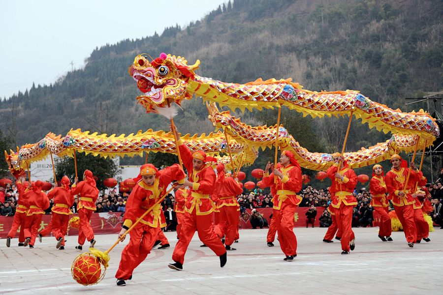 Various traditional activities are hold on Chinese #LanternFestival.
