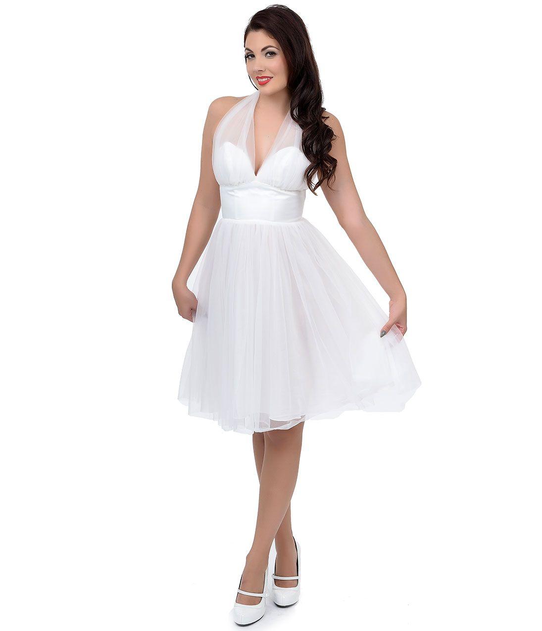 Plus size pin up style wedding dress  s Wedding Dress s Style Wedding Dresses Rockabilly Weddings