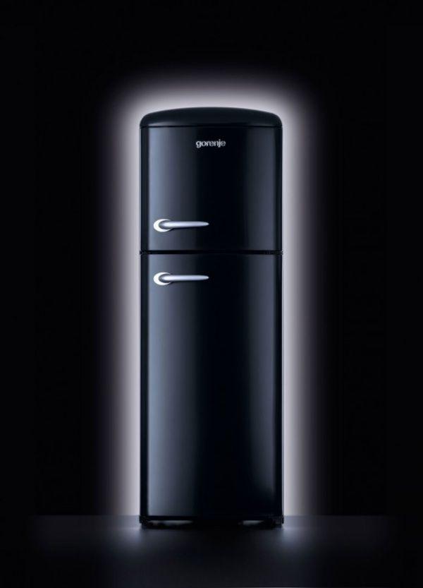 Gorenje De nuevo frigorífico con diseño retro de gorenje interiors