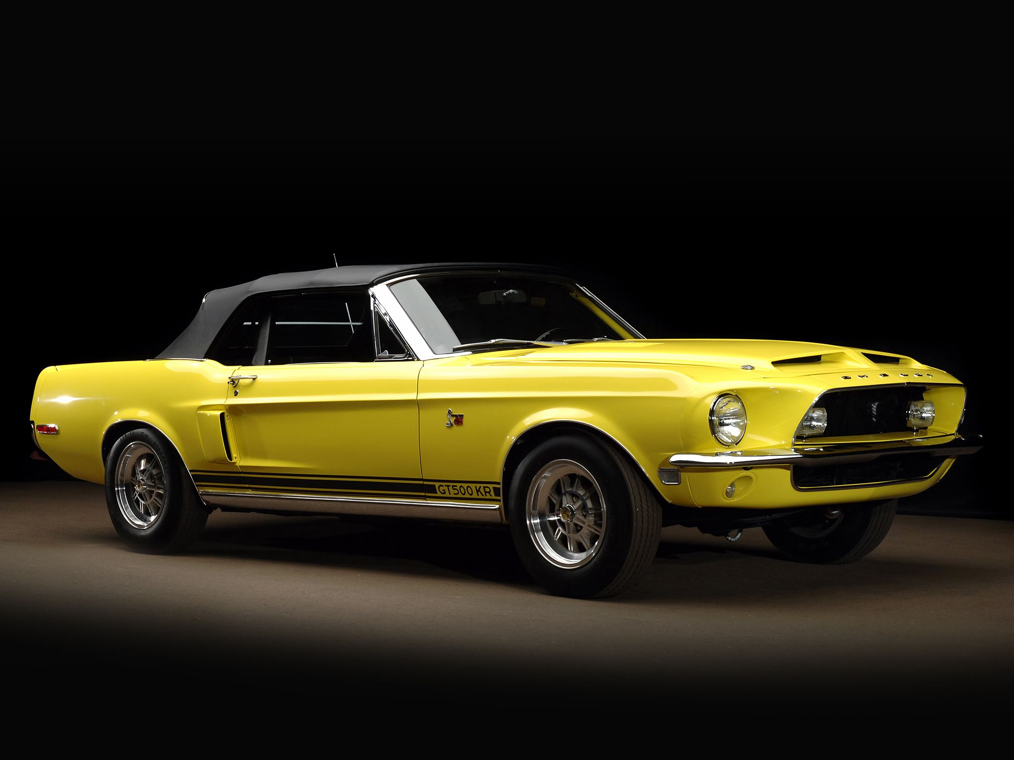 1968 Shelby GT500 KR Convertible | Stuff to Buy | Pinterest ...