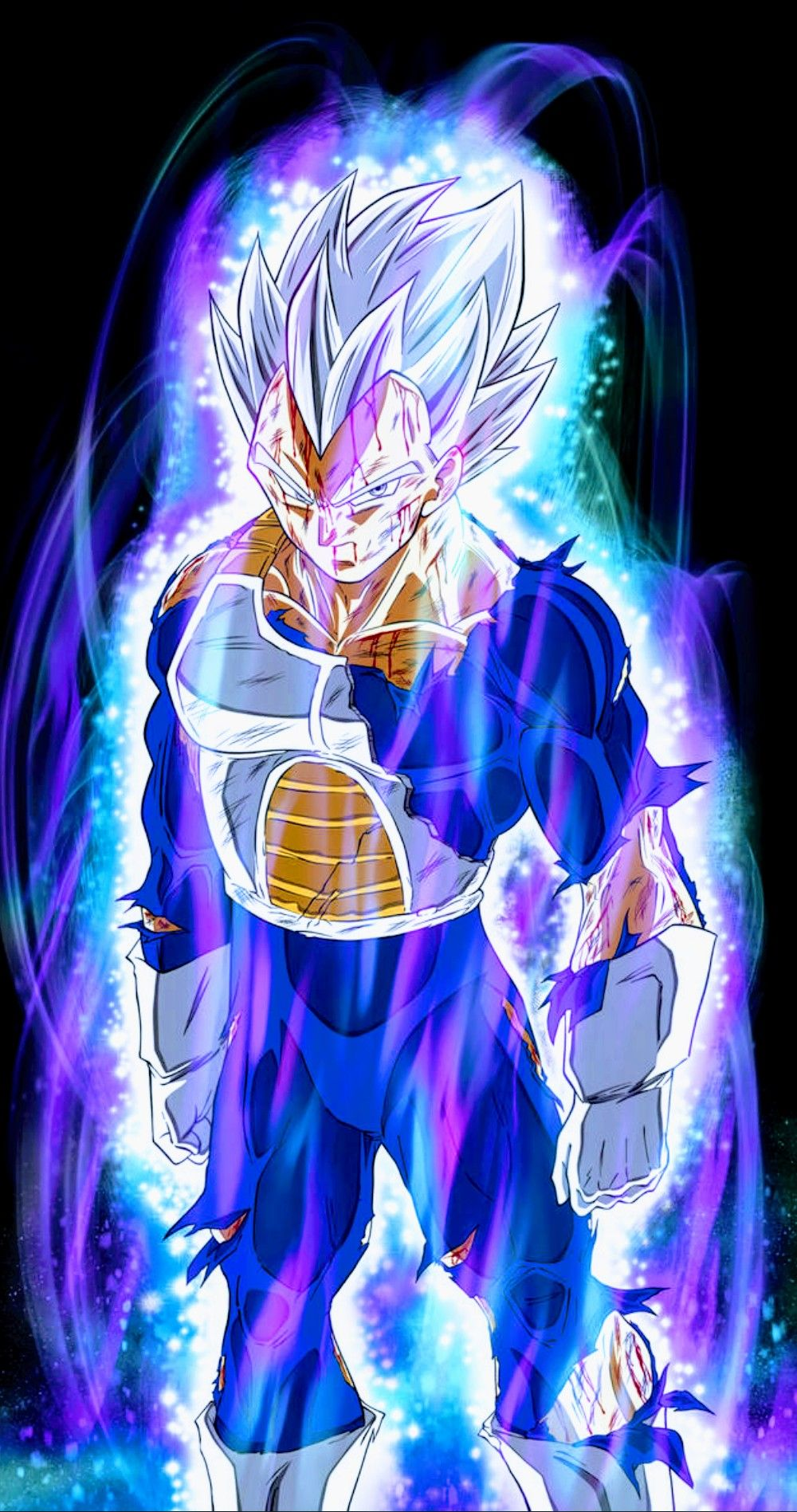 Vegeta Ultra Instinct Mastered Dragon Ball Super Dragon Ball Artwork Dragon Ball Super Wallpapers Anime Dragon Ball