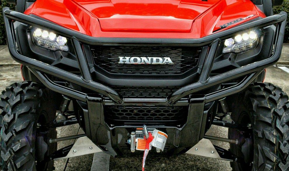 Honda Pioneer 1000 5 Deluxe 9 000 In Accessories Video Pictures 29 Tires More Honda Pioneer 1000 Honda New Cars