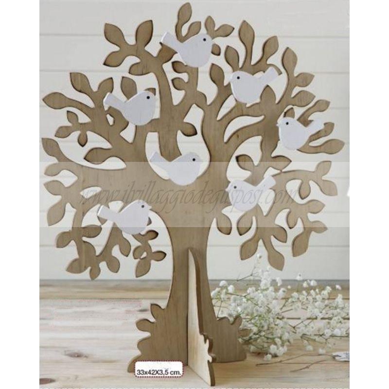 Tableau Matrimonio In Legno : Tableau albero della vita in legno laser