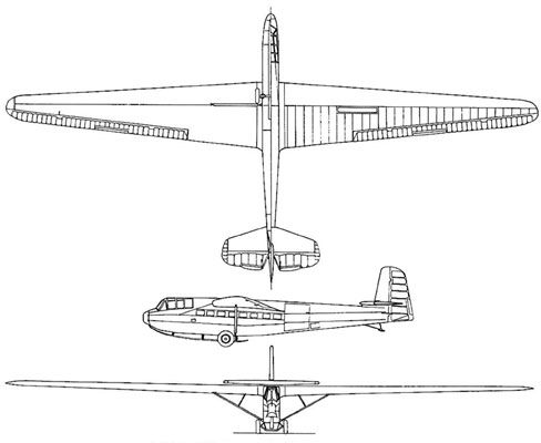 3 View of the DFS 230