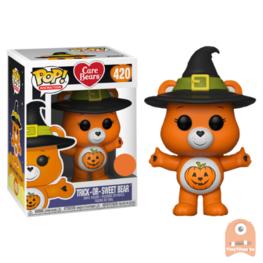 Funko Pop Care Bears Halloween Trick Or Sweet Bear #420 Funko