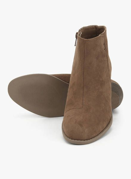 Buy Dorothy Perkins Belle Brown Ankle Length Boots For Women Online
