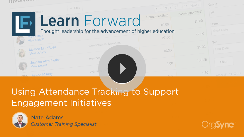 attendancetracking Student, Higher education