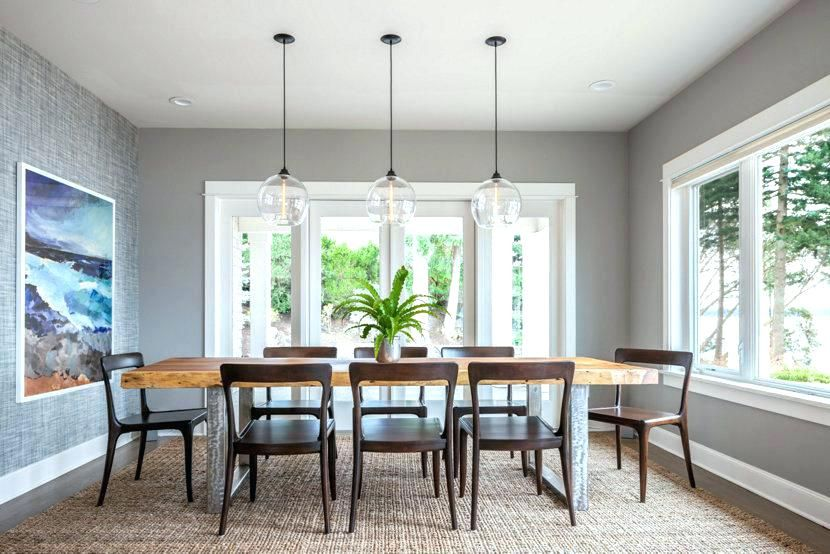 Pendant Lights Over Dining Table Interior Design Dining Room Dining Room Pendant Dining Room Lighting