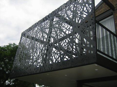 architecturaldecorativeperforatedmetalpanels2 - Decorative Metal Screen