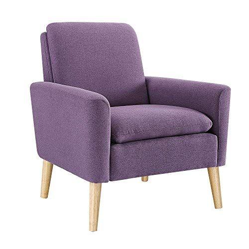 Best Cheap Bliss Brands Modern Accent Fabric Chair Single Sofa 400 x 300