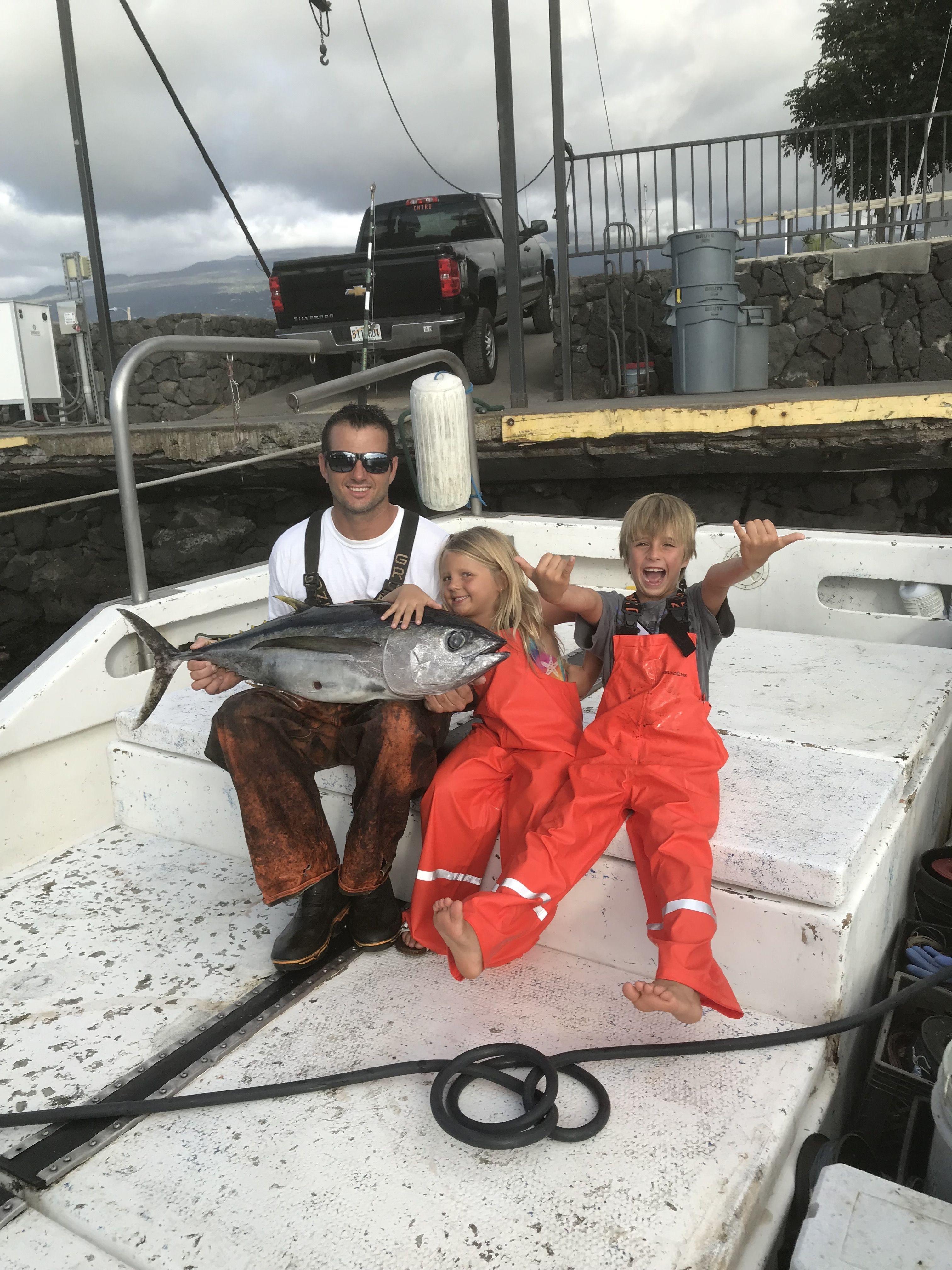 Grund/éns Childrens Clipper 282 Hooded Fishing Parka