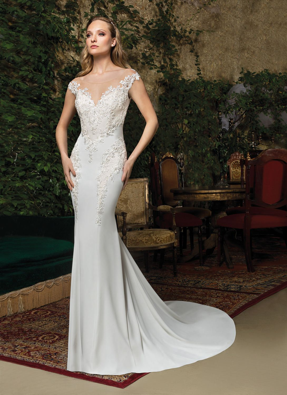 Cosmobella collection wedding dress style bridal dresses