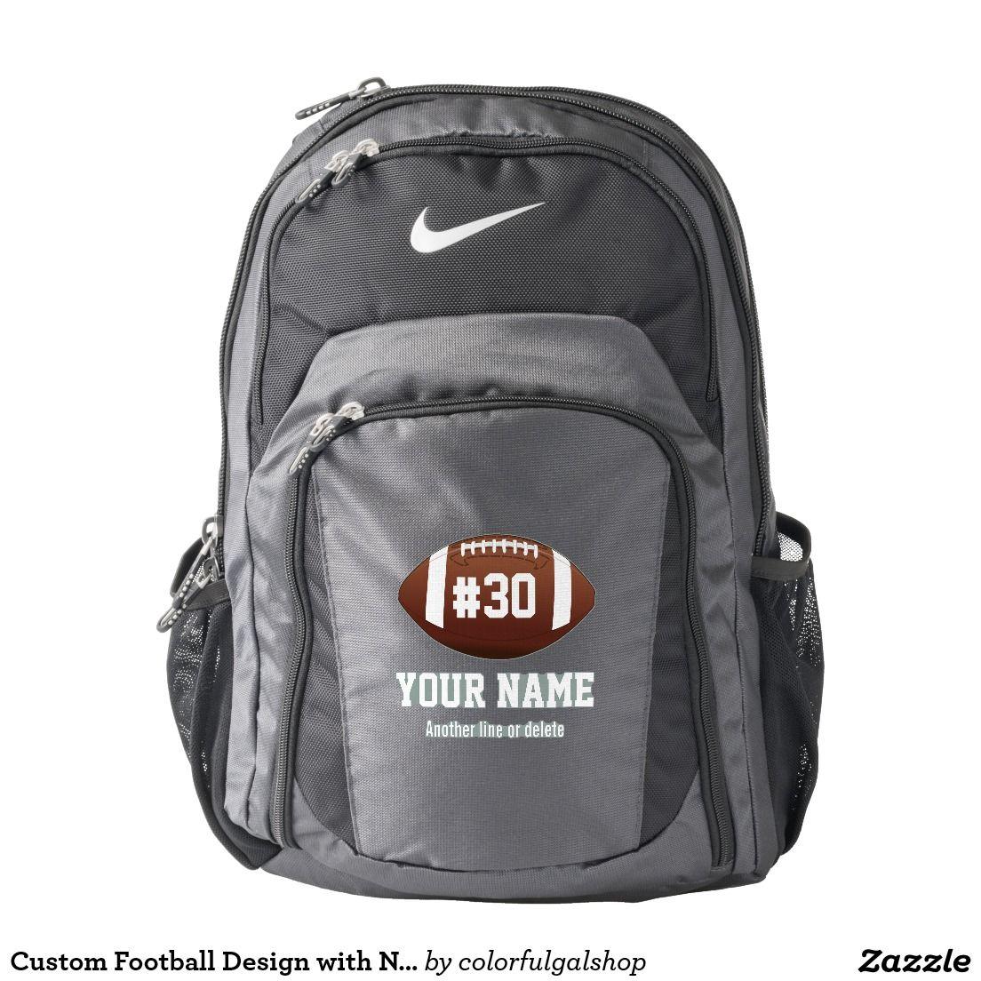 Custom Name Backpacks- Fenix Toulouse Handball a03b892713917