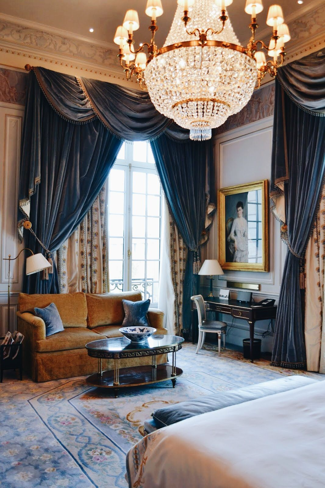 Hotel Rooms Interior Design: Luxury Rooms, Luxury Living Room