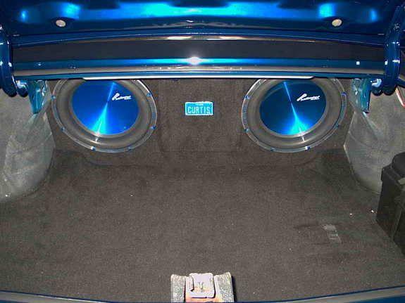 Zenclosures Toyota CAMRY SE 2002-2011 Subwoofer Enclosure Sub Box