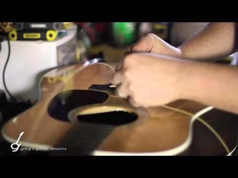 The Best Method On How To Change Acoustic Guitar Strings Steel Bronze Strings Youtube Acoustic Guitar Lessons Acoustic Guitar Strings Acoustic Guitar