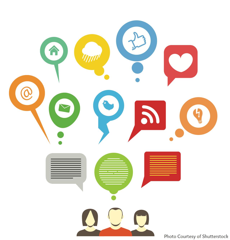 سنتطرق إلى أحدث شبكات التواصل الاجتماعي Social Media Network Social Media Social Business