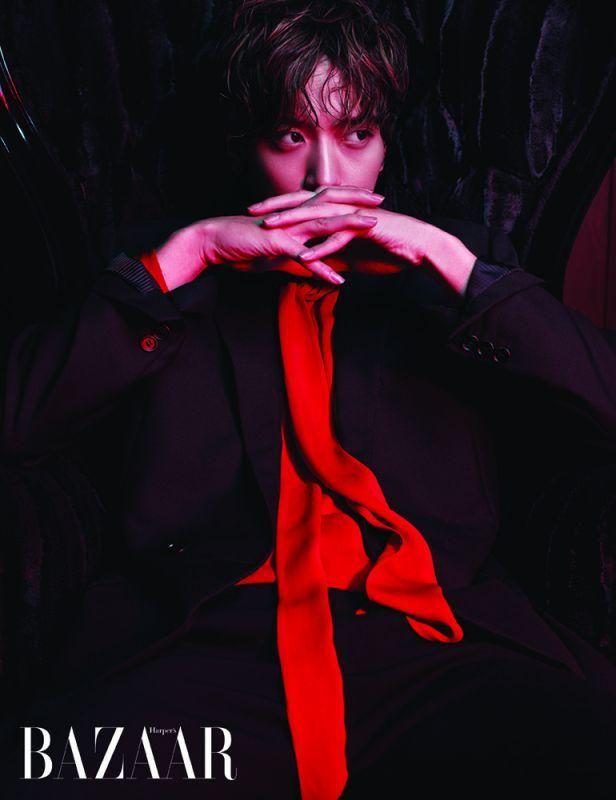 #CNBLUE 拍寫真 盡情展現多樣魅力 http://www.koreastardaily.com/tc/photo/68598