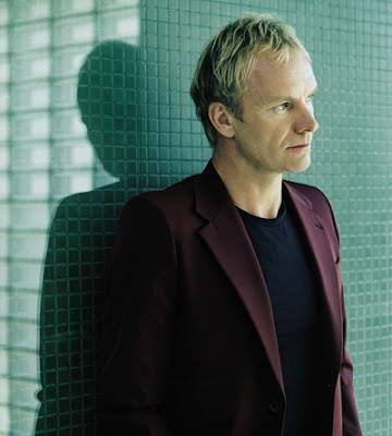 Sting (maybe around 2000/2001)
