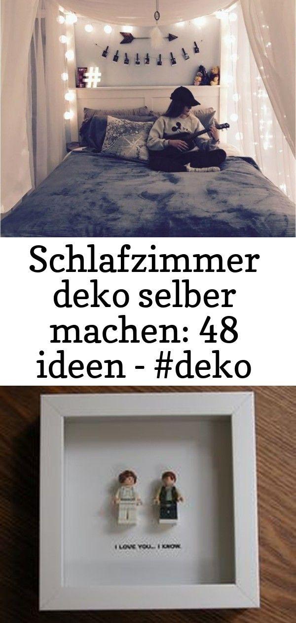 Deko Ideen Schlafzimmer Selber Machen