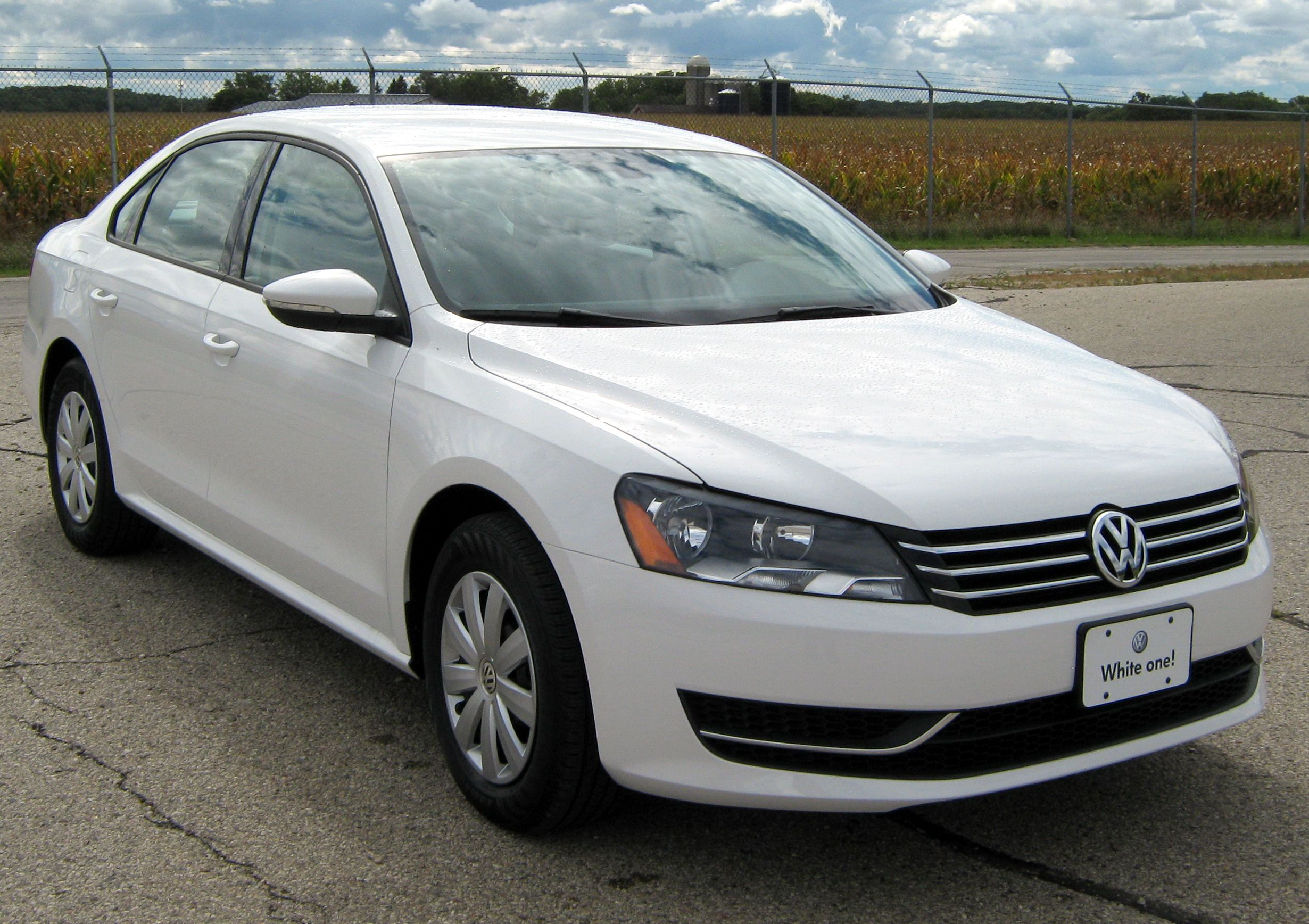 The 2012 Volkswagen Passat Took It Up A Notch Winning Motor Trend Car Of Year Award Very High Honor