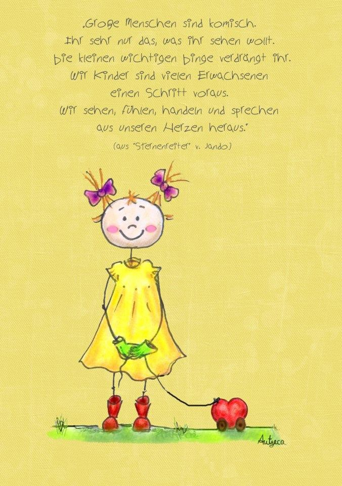 ...Kindermund tut Wahrheit kund... | Kindergarten ...