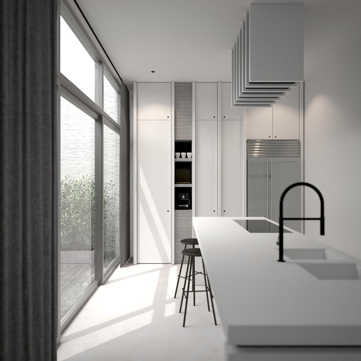 apartment in sint niklaas belgiumad office | interior