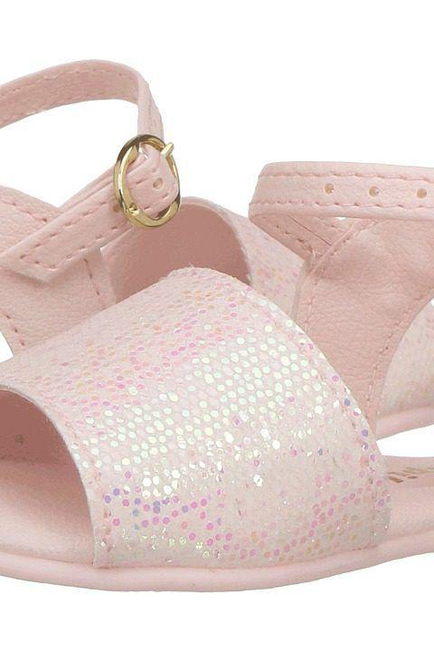 a678f03a462 Pampili Nana 122018 (Infant Toddler) (Rosa Bale) Girl s Shoes - Pampili