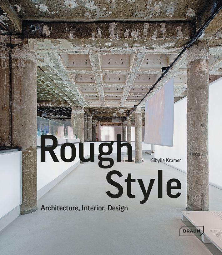 Innenarchitektur Buch style architecture interior design sibylle kramer