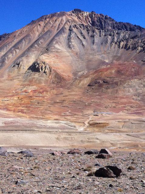 Proyecto de Cobre en Argentina, Mayoral visitó Pachón