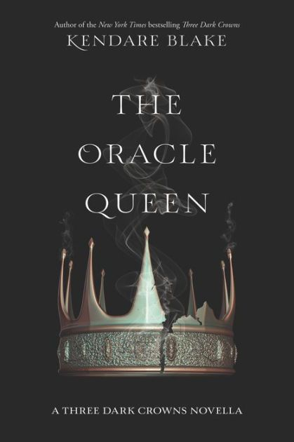 The NOOK Book (eBook) of the The Oracle Queen by Kendare Blake at Barnes & Noble. FREE Shipping on $25 or more!
