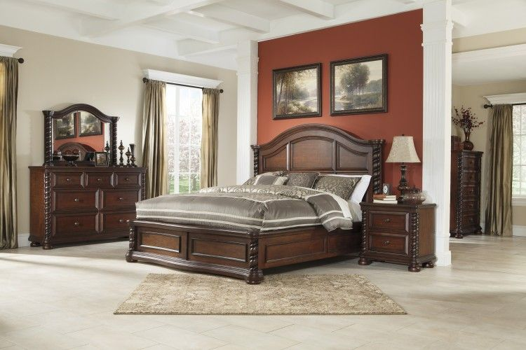 Brennville Bedroom Setashley  Furniture Depot Red Bluff Classy Ashley Bedroom Dressers Inspiration