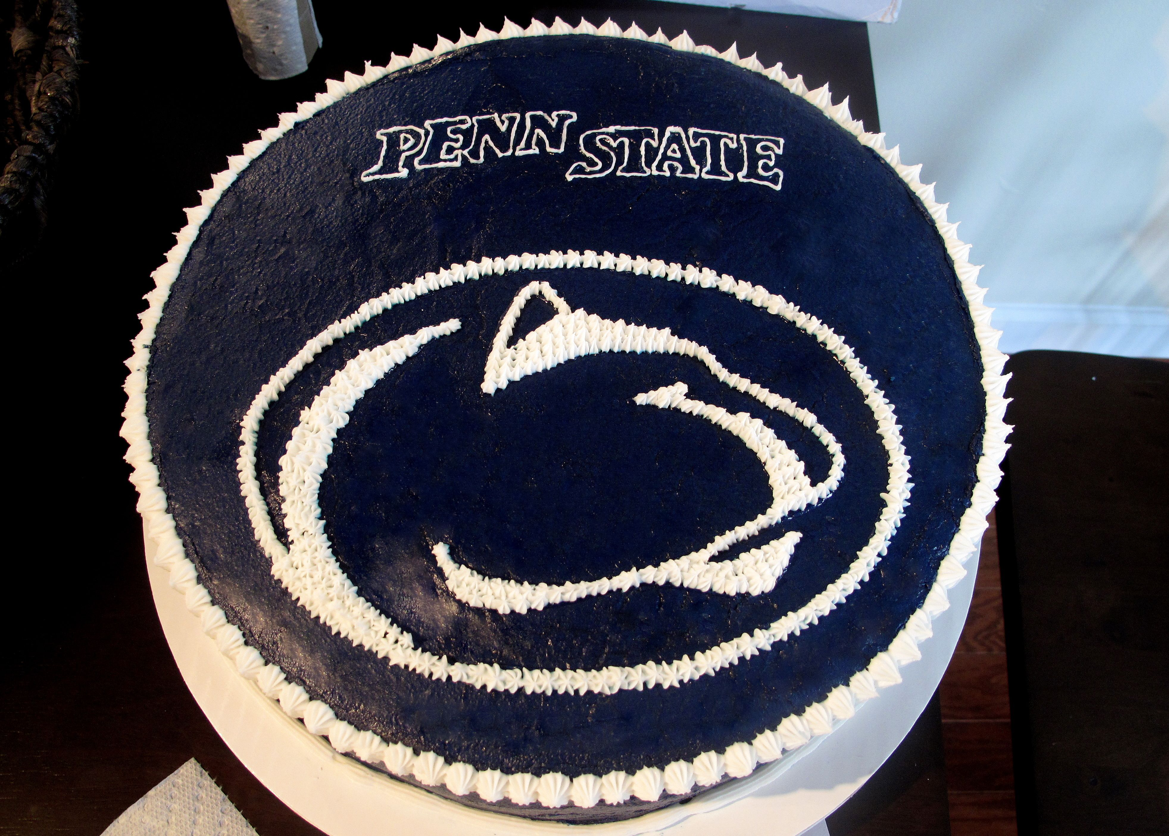 Penn State Birthday Cakes Penn State Birthday Cakes Penn State