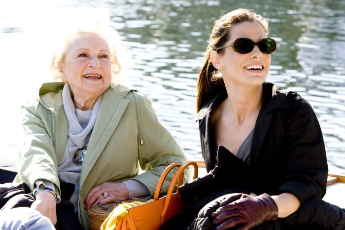 Sandra Bullock and Betty White in The Proposal (2009)