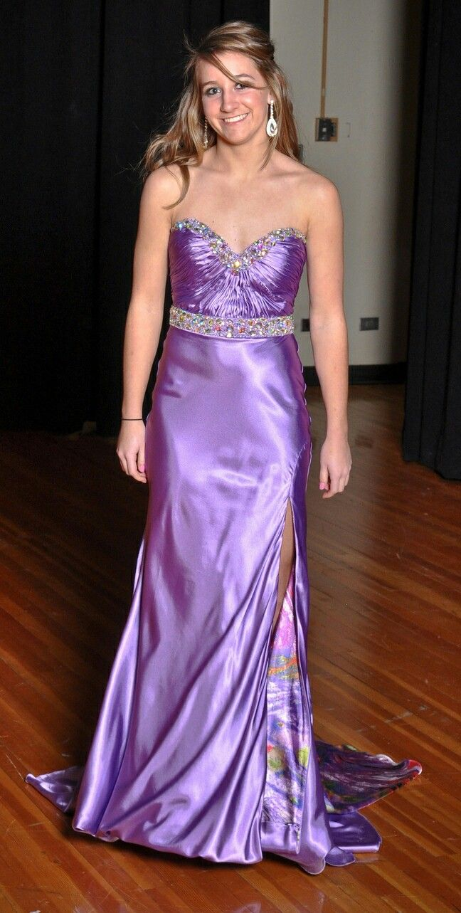 Purple dresses to wear to a wedding  Pin by Woody on Dreams made of satin  Pinterest  Satin Purple